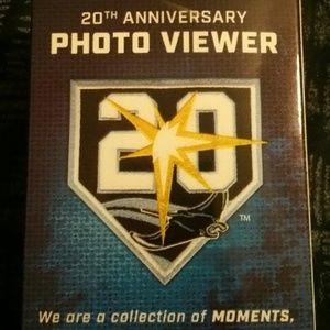 MLB Tampa Bay Ray's 20th Anniversary Photo Viewer